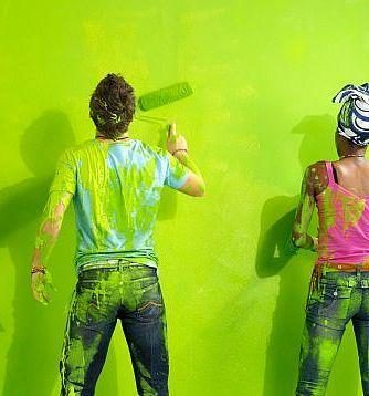 Trucos para pintar la casa
