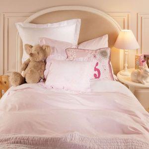 Zara home ropa de cama infantil decoracion de dormitorios for Decoracion de camas zara home