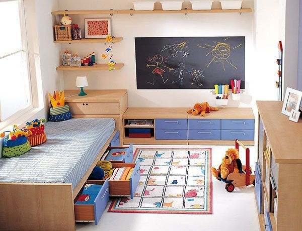 Habitaciones infantiles, cómo decorarlas