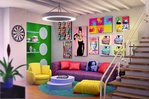 Decoración Pop Art, una tendencia para inconformistas