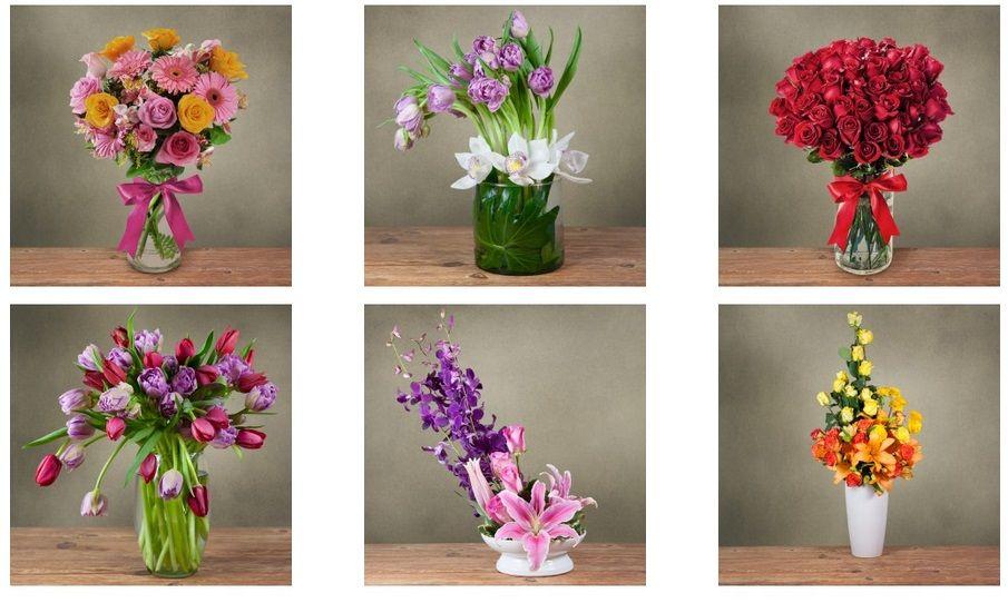 ¿Espacios estériles? ¡Dales vida con flores!