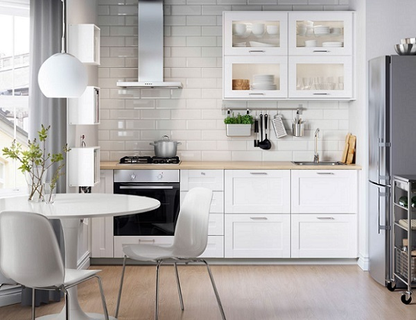 Ideas para decorar tu cocina en ikea decoracion de cocinas - Ideas para decorar tu cocina ...