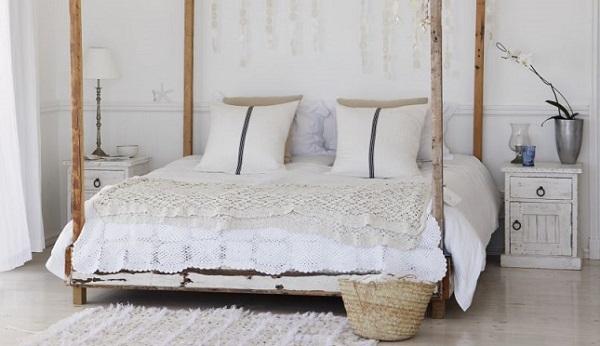Consejos para elegir cama de matrimonio decoracion de for Decoracion camas matrimonio