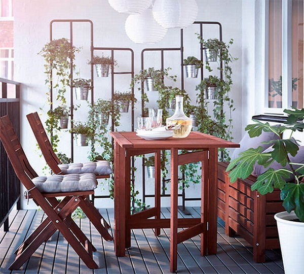 Ikea decoraci n de terraza y jard n decoracion de jardines - Ikea terraza y jardin ...
