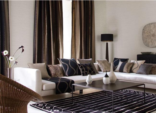 cortinas sala sillon gris - Buscar con Google DECORACION Pinterest