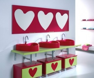 decoracion san valentin