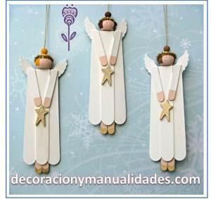 decoraciones de arbol navideño