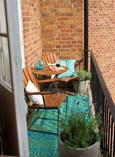 Ideas Para Decorar Balcones Con Plantas Decoración De Balcones Pequeños – Ðecoraideas