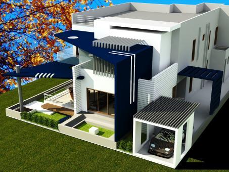 Projetos De Sobrados Comercial E Residencial Decorando Casas