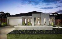 Fachadas de casas com telhado misto | Decorando Casas