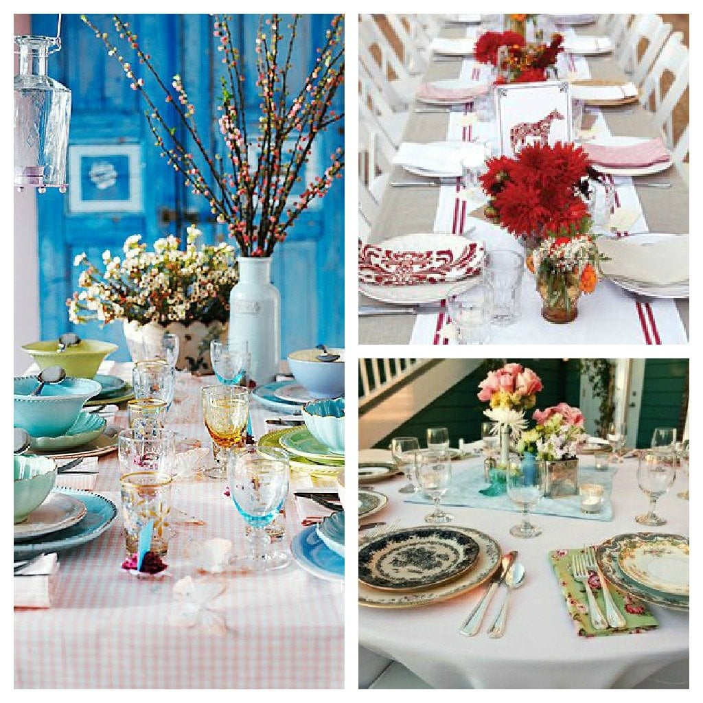 Dining Table Set Up Ideas How To Set A Dining Table Fast Chic Table Setting