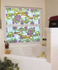 Adhesive vs Adhesive Free Decorative Window Films