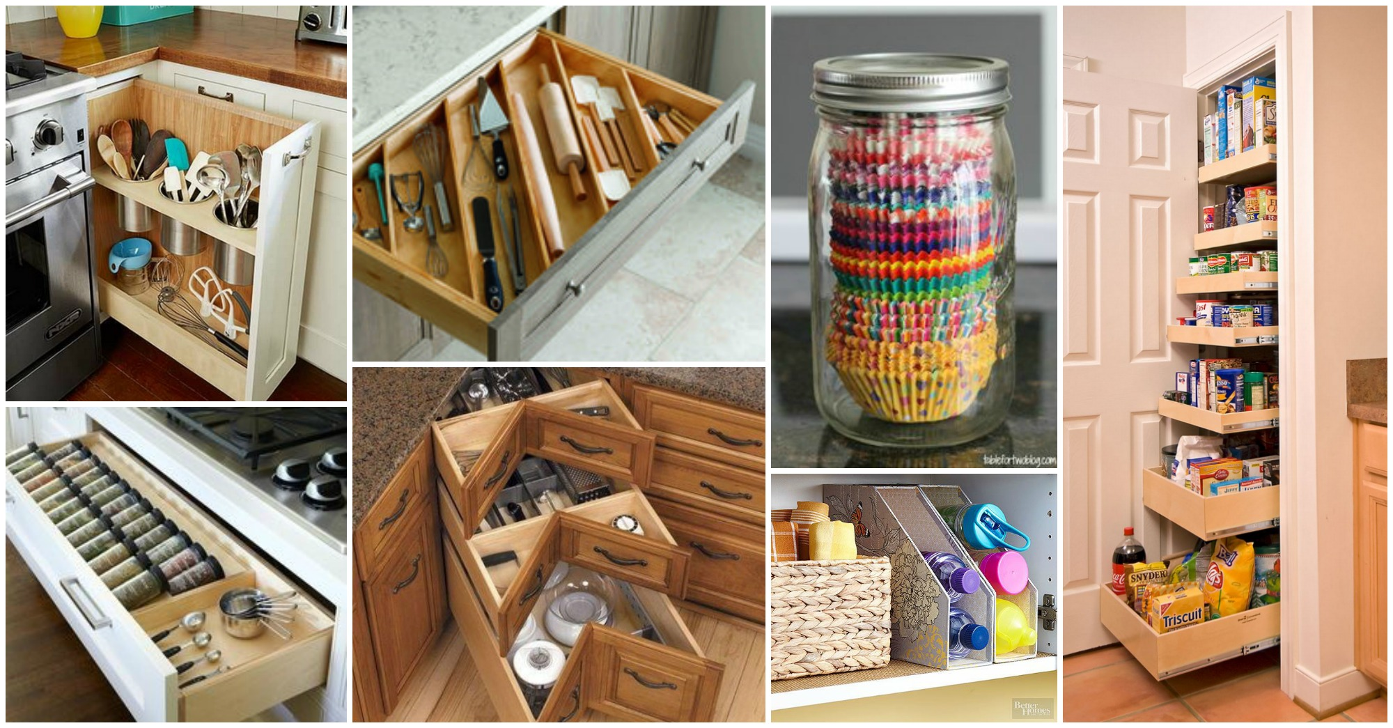 Diy Ideen Diy Kitchen Storage Ideas