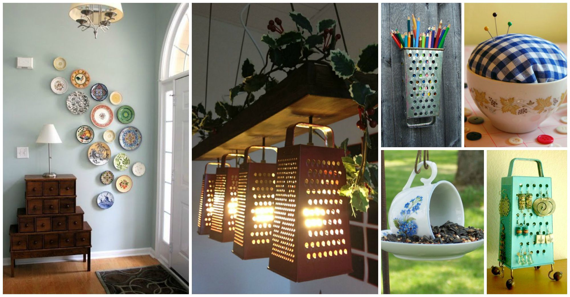 Living Room Wall Ideas 15+ Ways To Repurpose Your Old Kitchen Utensils And Tools