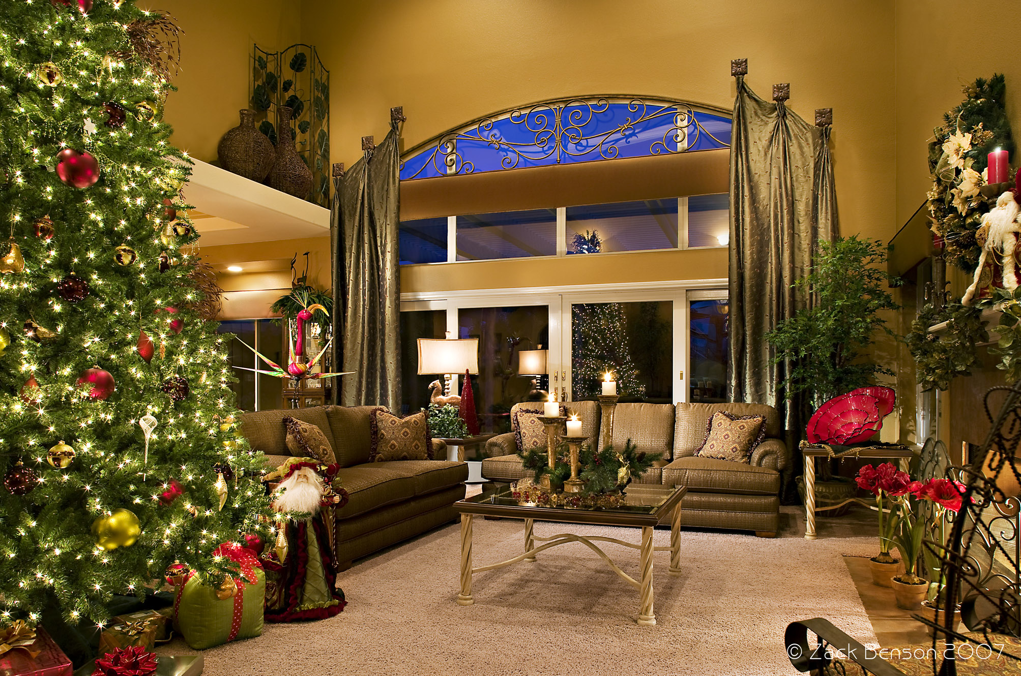 Christmas Interior Design 10 Tips For Holiday Decorating Decorating Den Interiors