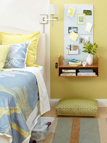 Bedroom Nightstand Ideas Fun And Functional Alternatives