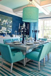 Turquoise Room: Fabulous Ideas and Inspiration