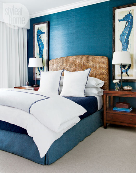 Beach Themed Bedrooms with Coastal Style - beach themed bedrooms