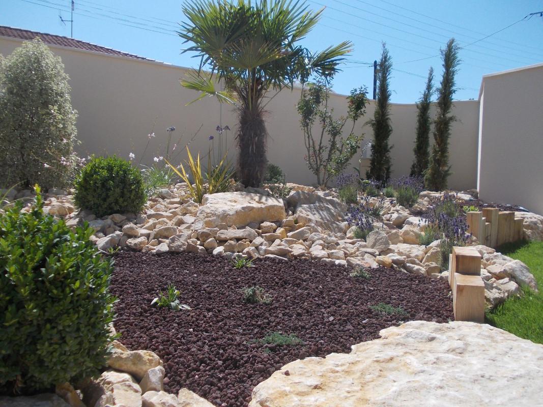 Aménagement Jardin Rocailles | Les Jardins De Rocaille Commune De ...