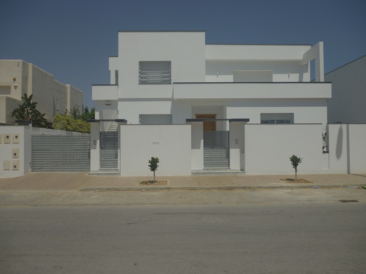 Dalle Exterieur Tunisie Awesome Decoration Villa En Tunisie Pictures House Design