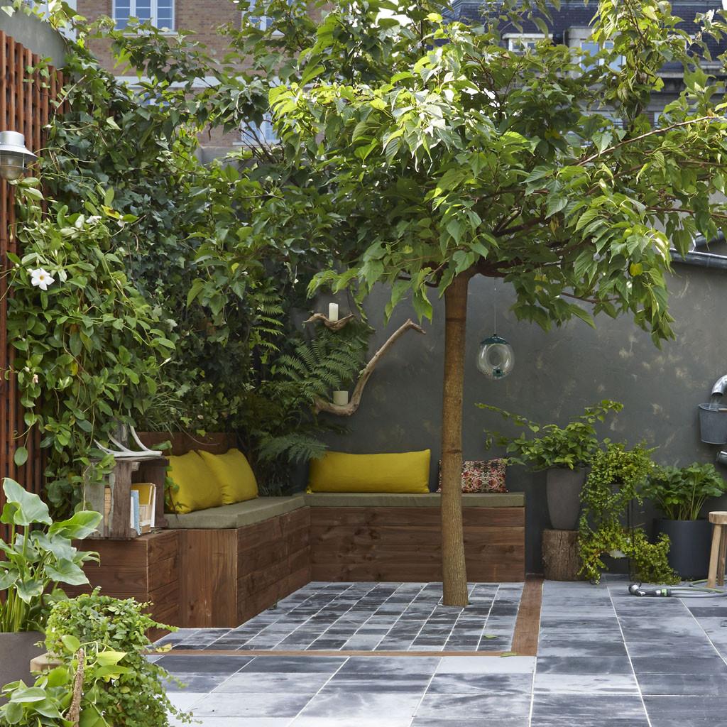 Terrasse Jardin Cosy Amenagement Jardin Exterieur Et Idees Deco