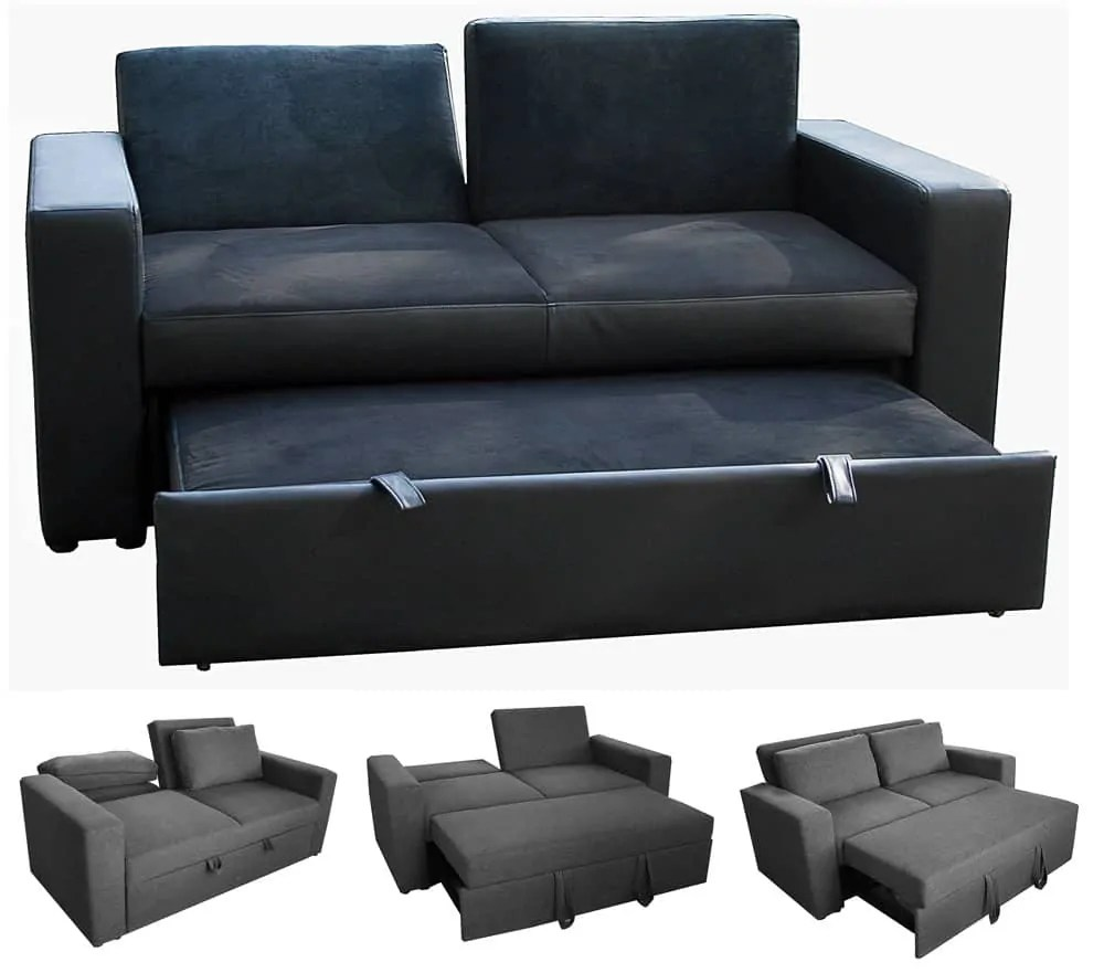 Couch With Bed In It Sofa Bed One Of Best Furniture Design Decoration Channel