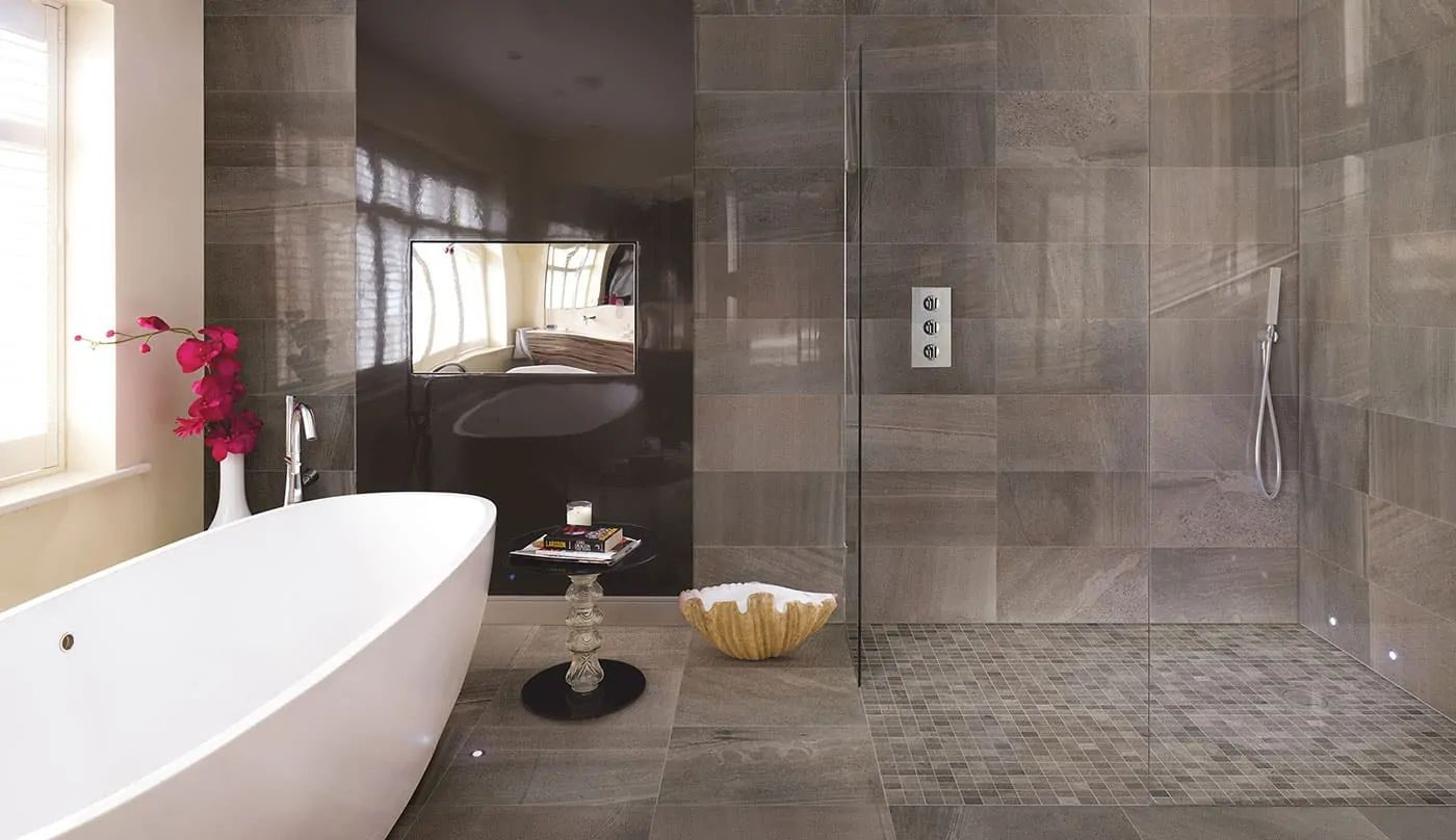 Luxury Bathroom Tiles Uk