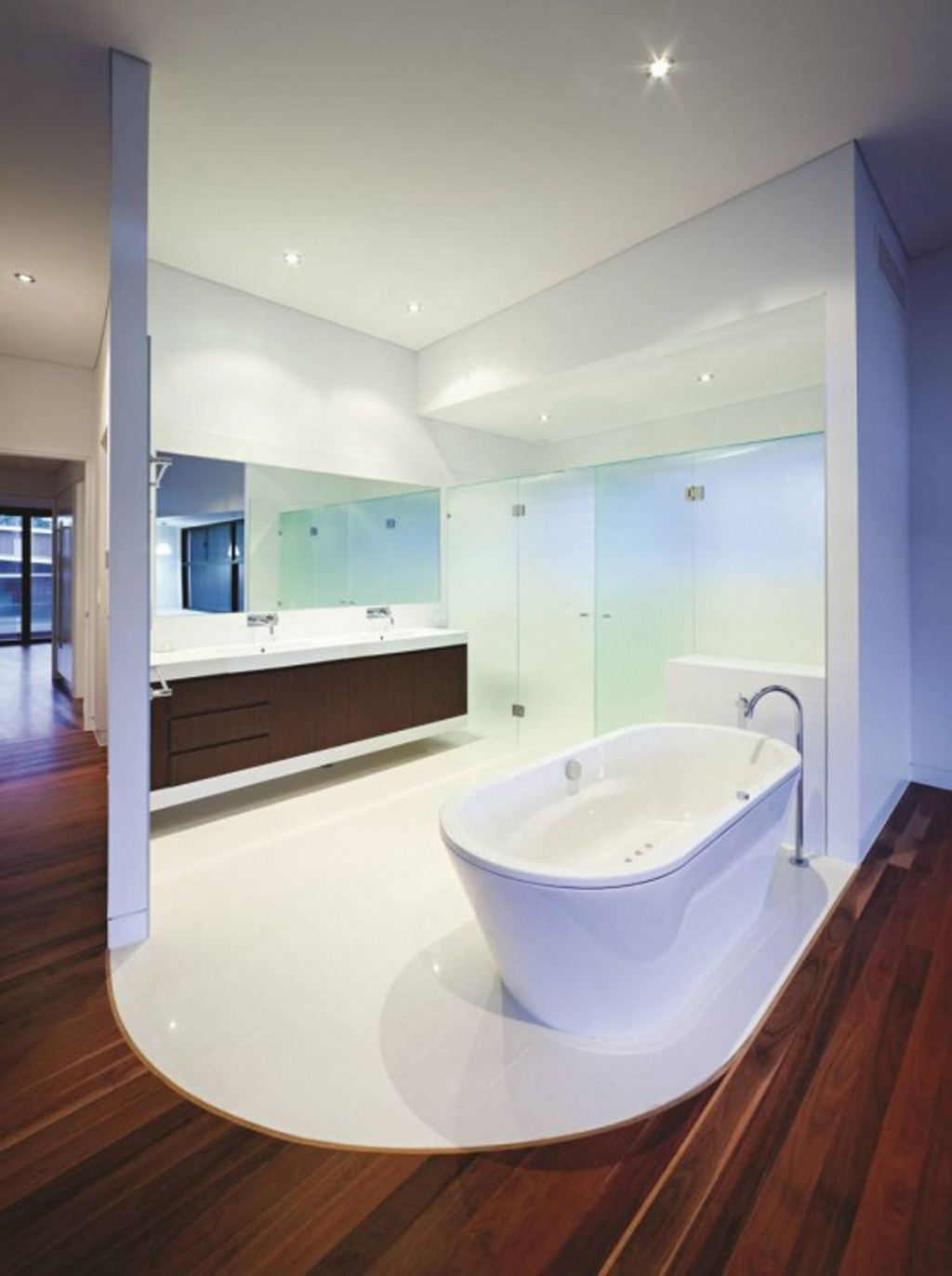 New Style Bathroom Designs Modern Bathroom Shower Design