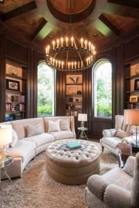 Cool Mediterranean Living Room Design