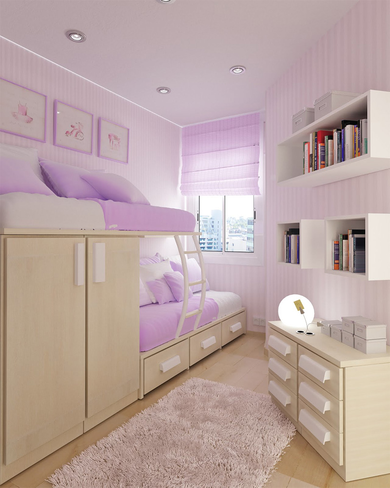15 Extraordinary Bedroom Design For Teen Girls Decoration Love