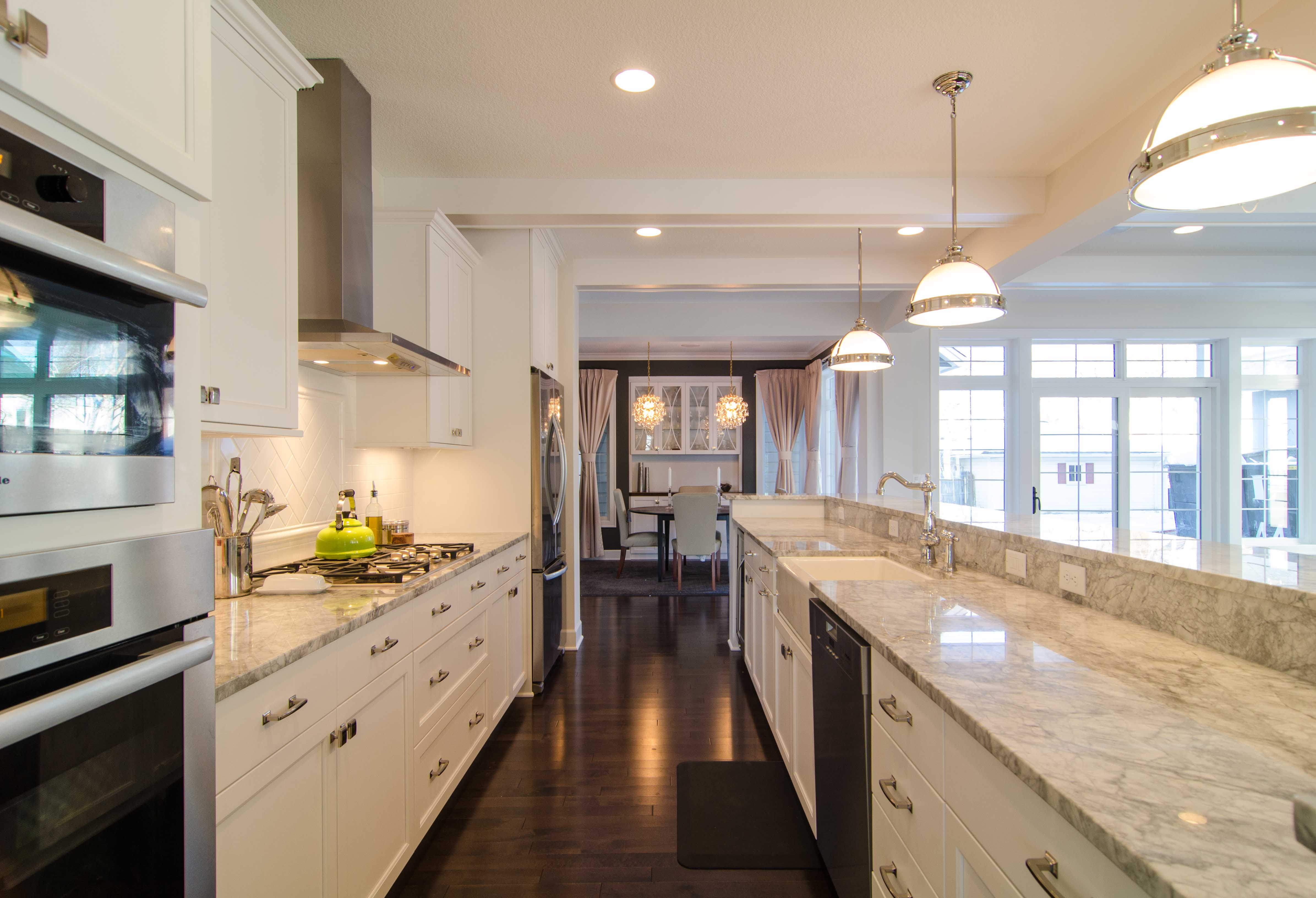 Galley Style Kitchen Ideas 30 Beautiful Galley Kitchen Design Ideas Decoration Love