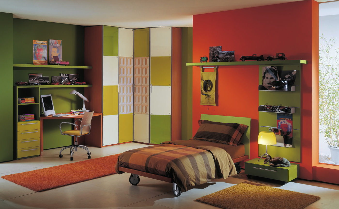 15 Incredible Colorful Bedroom Design Ideas Decoration Love