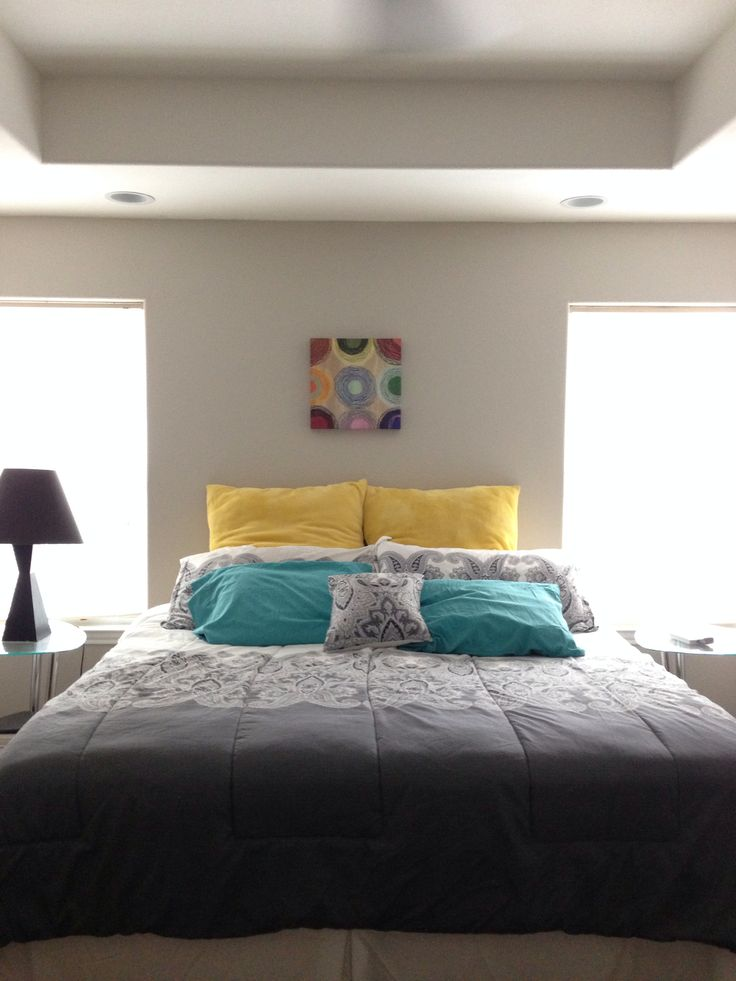 Calming Colors For Bedroom 25 Teal Bedroom Designs You Will Love To Copy - Decoration