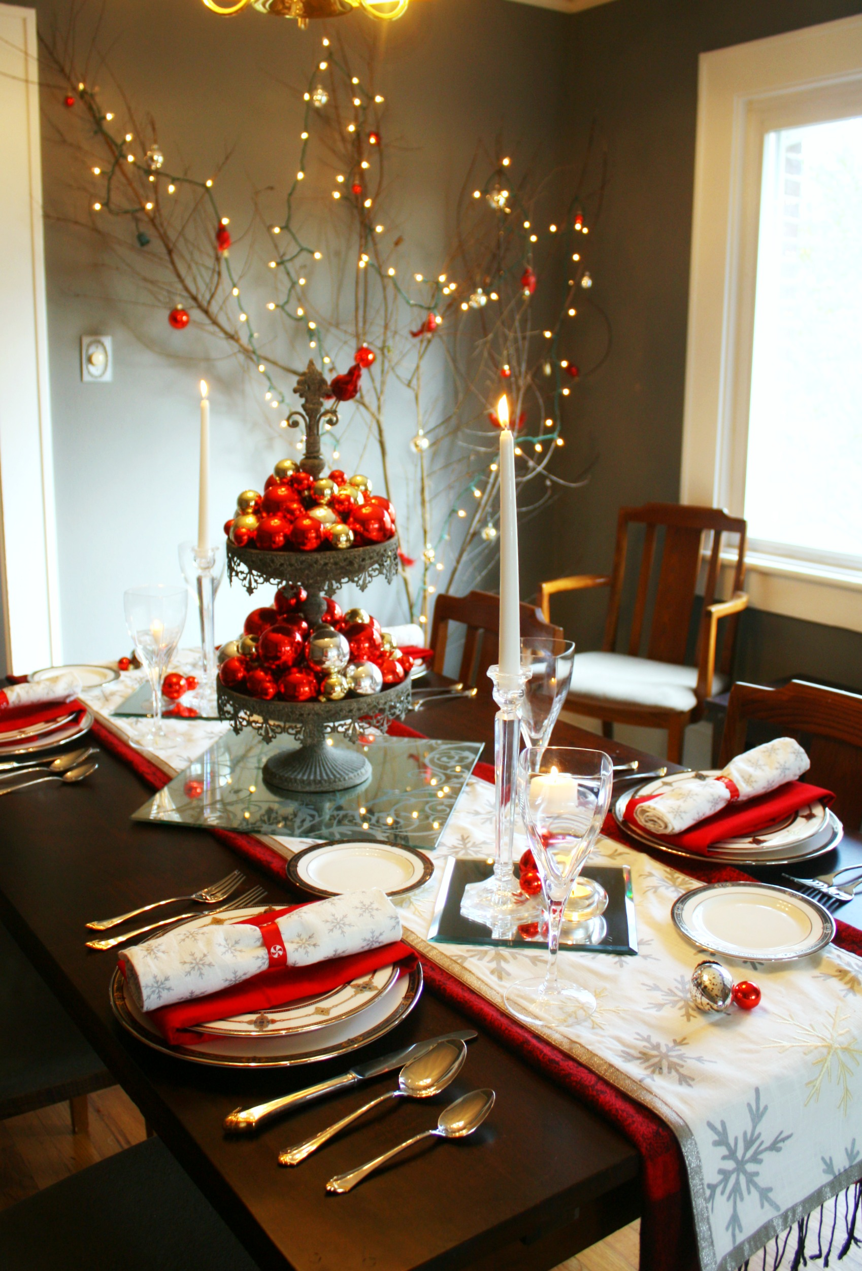 70 Christmas Table Decorations Ideas You Love To Try Decoration Love