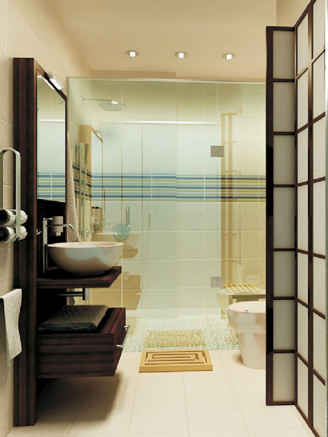 Zen Interior Design Modern Bathroom Zen Interior Design