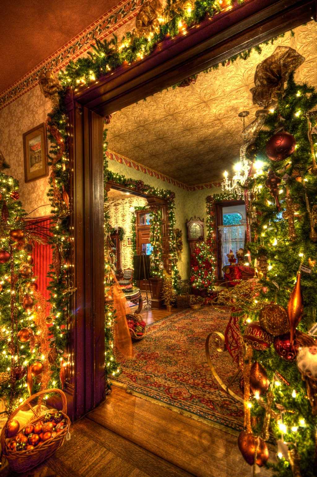 House Decoration Images 30 Beautiful Victorian Christmas Decorations Ideas