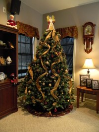 37 Fancy Christmas Tree Decorations Ideas - Decoration Love