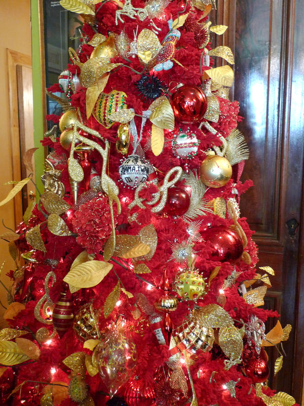 Dekoration Rot 37 Christmas Decoration Ideas In All Shades Of Red