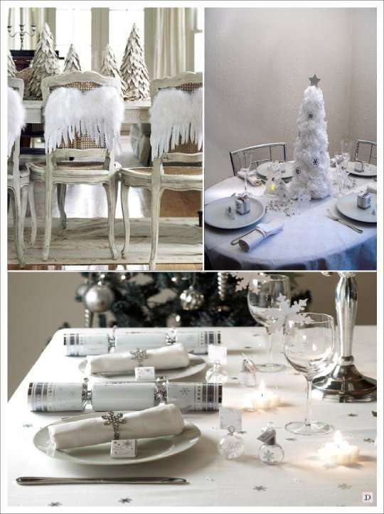 Decoration Mariage Chemin De Table Deco De Table Noel