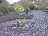 Plum Slate Chippings 20mm | Decorative Aggregates