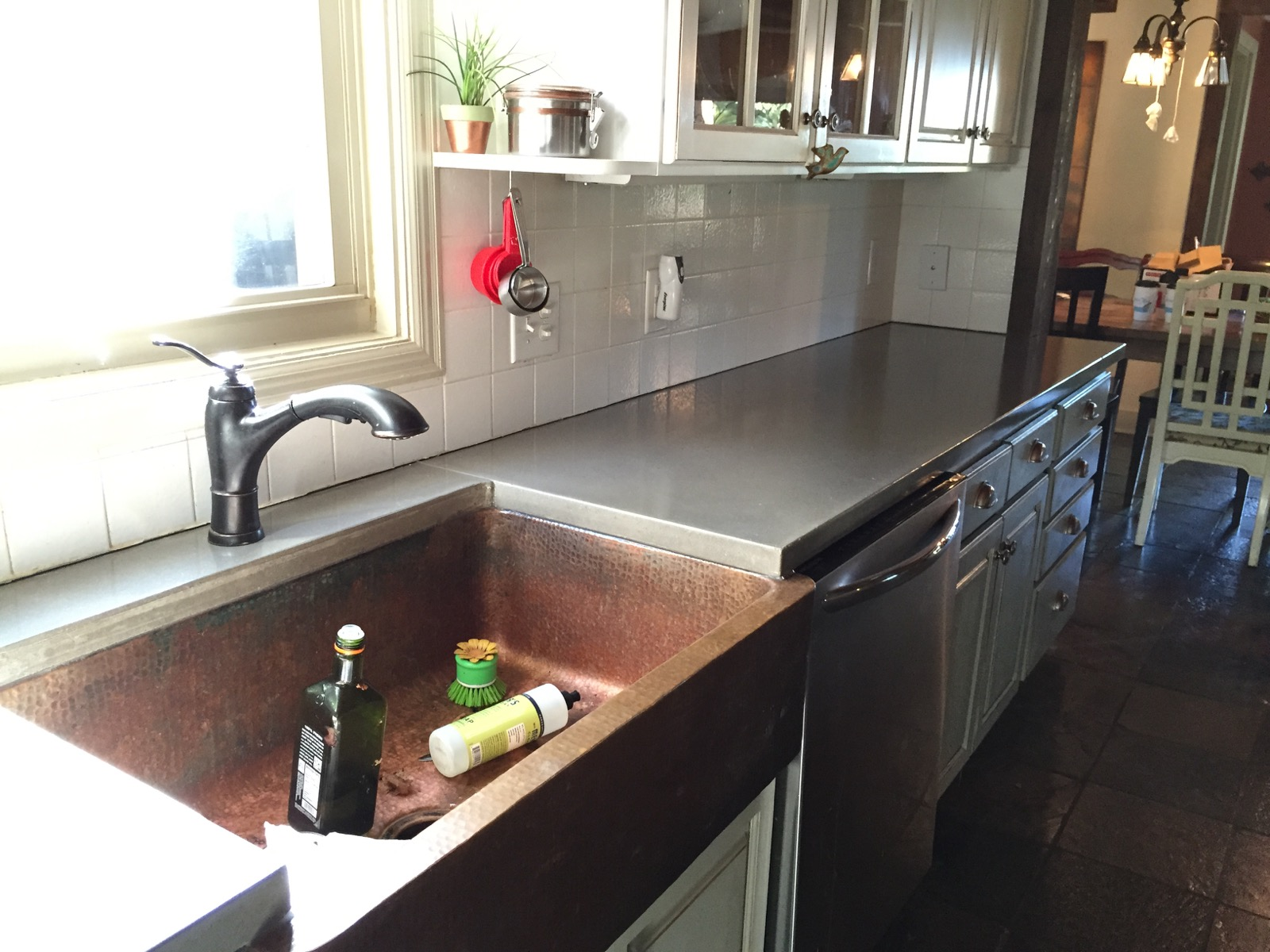 Concrete Countertop Polisher Polished Concrete Countertops Decorative Concrete Of