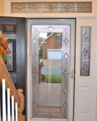 Traditional Combo Carr Storm Door