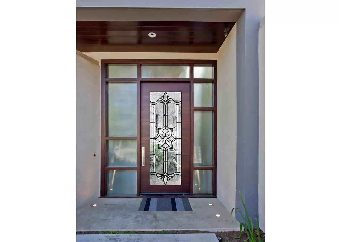 Fenplast Windows Review Sidelight Decorative Panel Glass Architectural Stained Glass