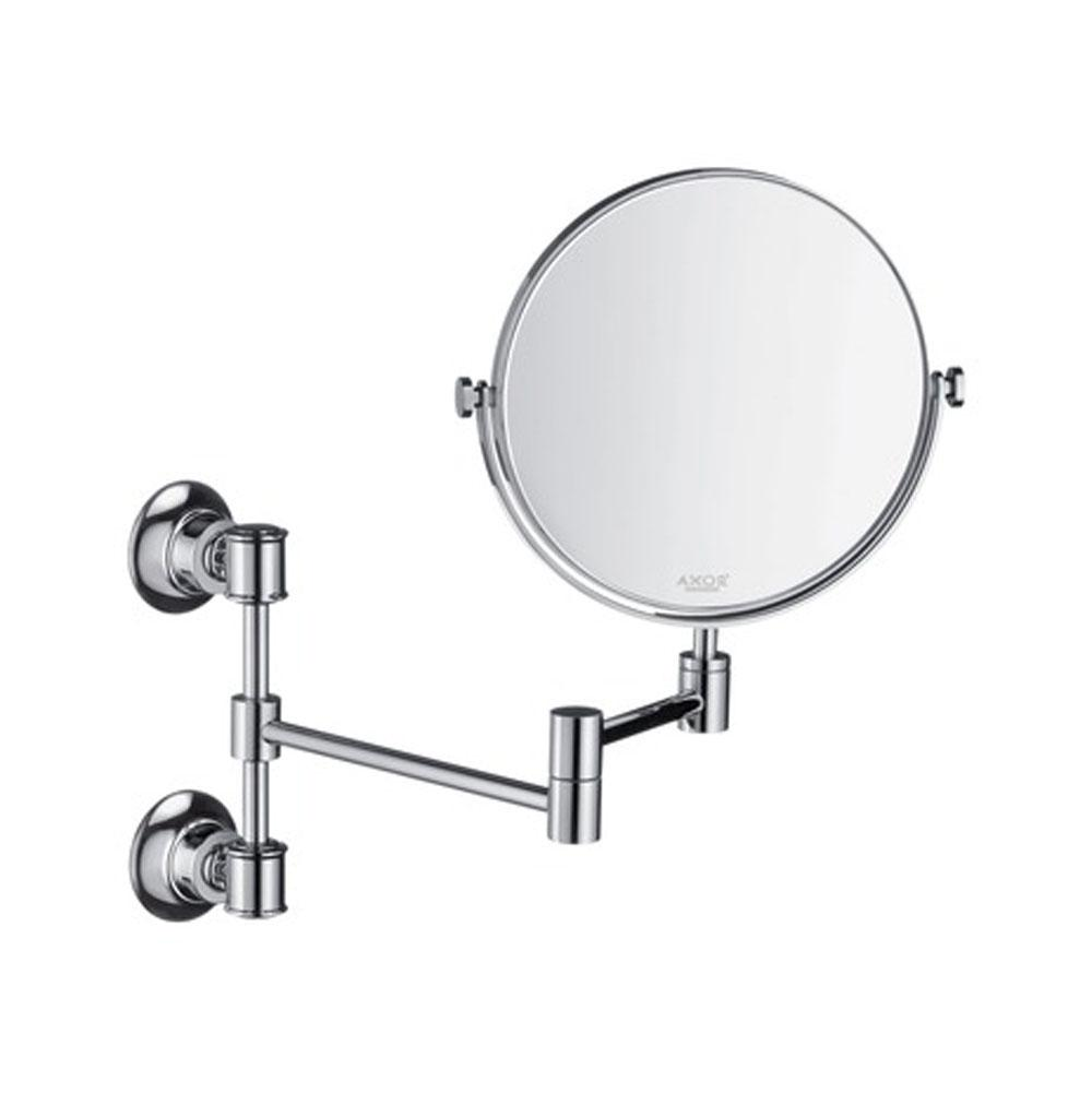 Decorative Brushed Nickel Mirror Axor 42090820 At Decorative Plumbing Distributors Plumbing