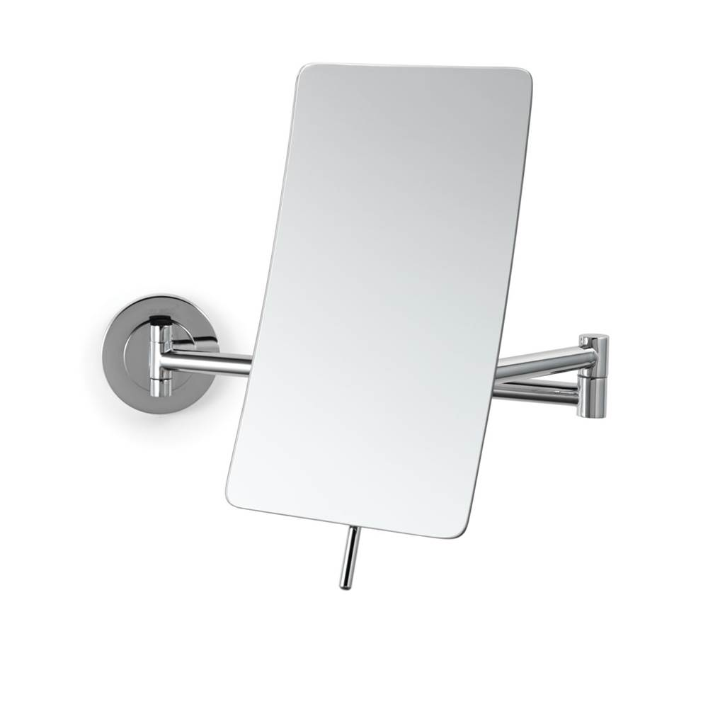 Decorative Brushed Nickel Mirror Electric Mirror Emhl8500 Bn At Decorative Plumbing Supply