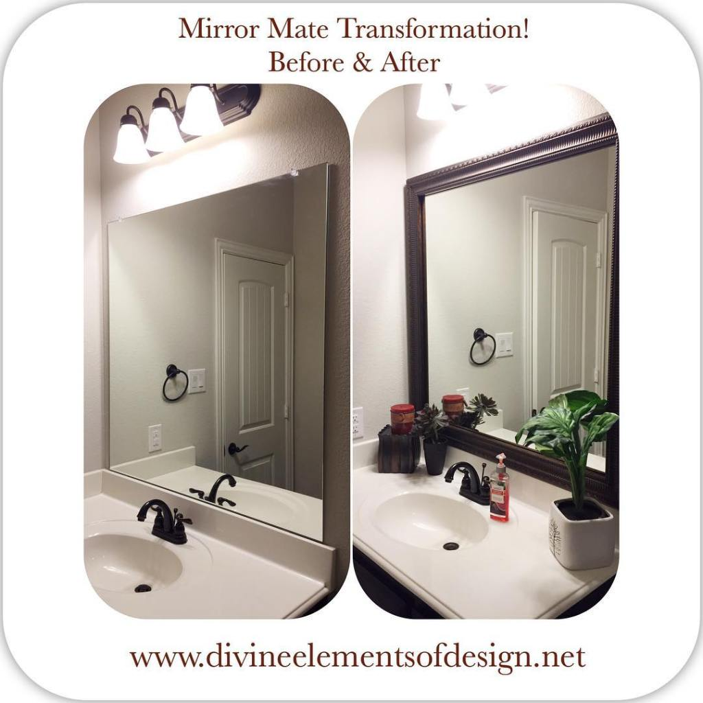 We absolutely love our latest mirror mate transformation Its nothellip
