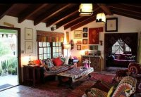 Amazing bohemian interior design