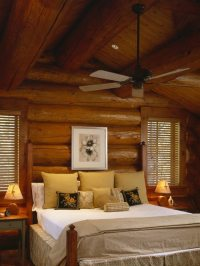 Log cabin decorating ideas - Decor Around The World