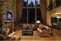 Rustic interiors: bring the atmosphere of the village to ...