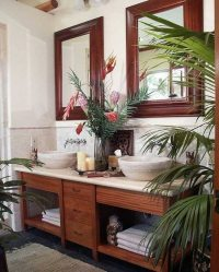 Tropical bathroom ideas: create a seashore in your ...